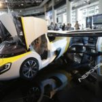 Aeromobil 4.0 Flying Car in Monaco
