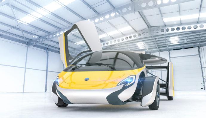 Aeromobil 4.0 Flying Car