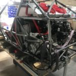 AutoSolo buggy rear chassis view