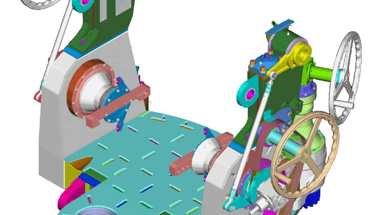BAE Ultra-light Field Howitzer CAD