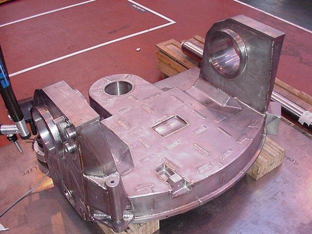 BAE Ultra-light Field Howitzer base