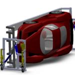 BotB rotating car trolley side render