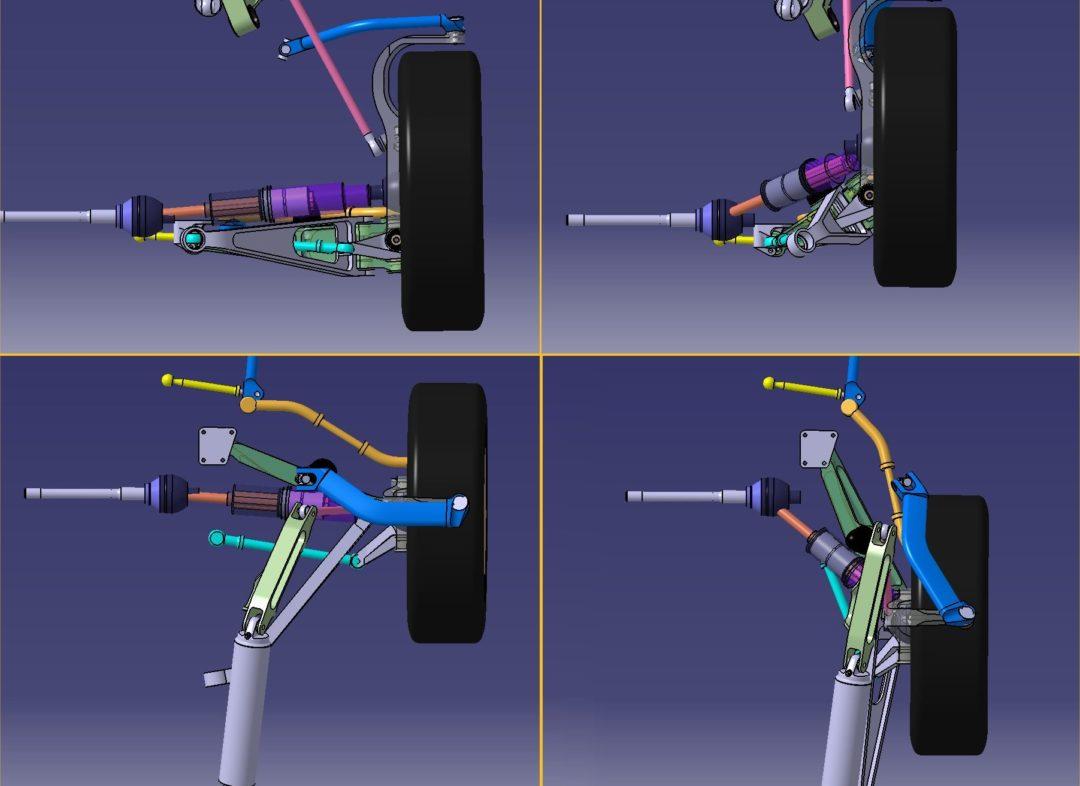AM front CAD render