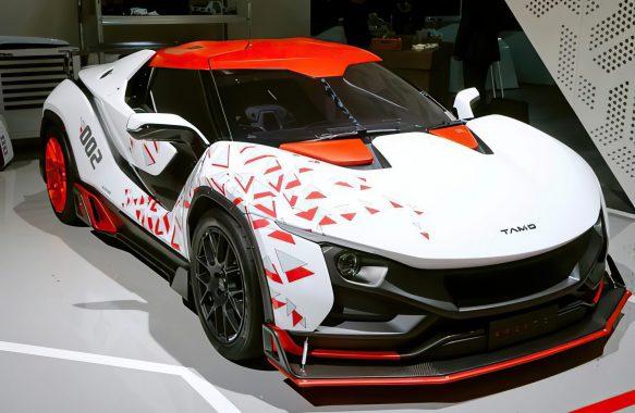 Tamo Racemo car
